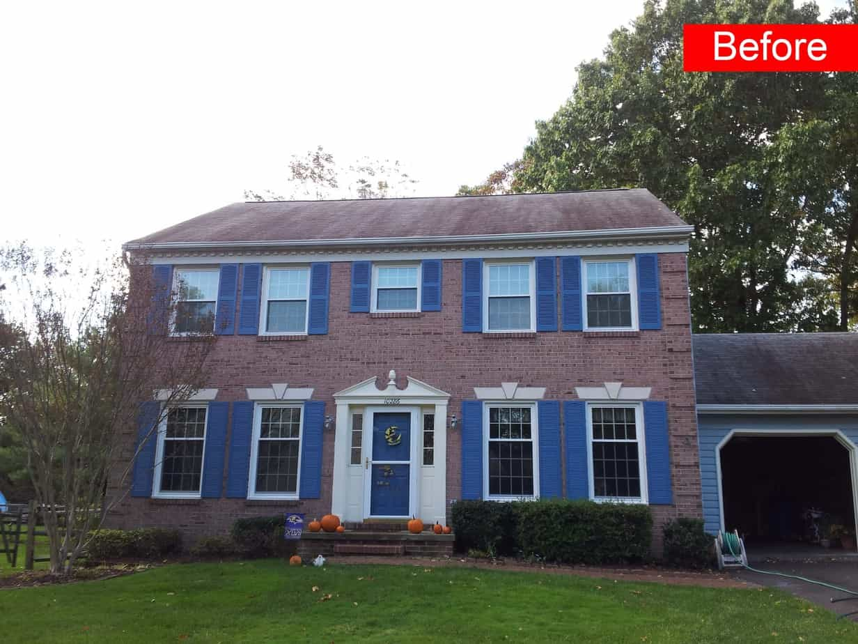 roof cleaning Bel Air MD
