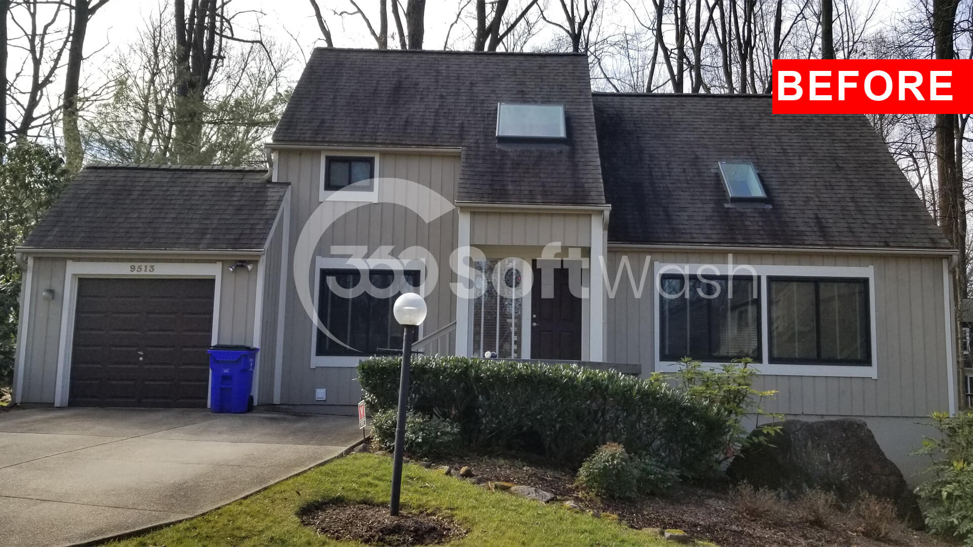 Roof Cleaning Glenelg MD